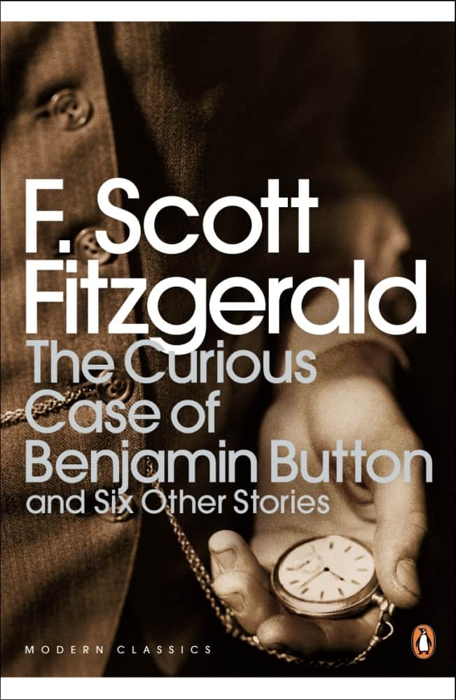 The Curious Case of Benjamin Button by F. Scott Fitzgerald english easy reader intermediates