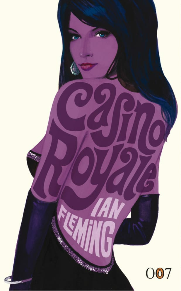 Casino Royale by Ian Fleming english easy reader pre-intermediates