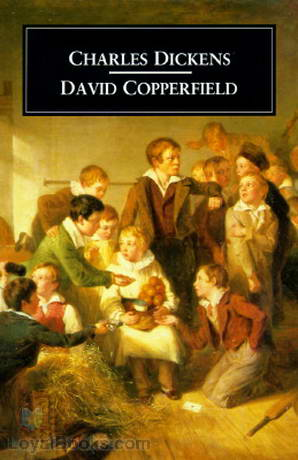 David Copperfield by Charles Dickens english easy readers pre-intermediates