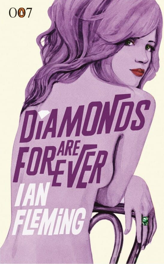 Diamonds Are Forever by Ian Fleming english easy readers pre-intermediates