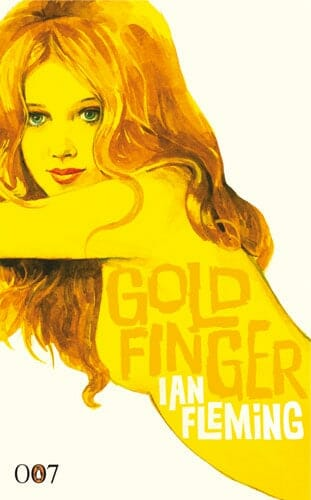 Goldfinger by Ian Fleming english easy reader advanced