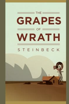 Grapes of Wrath John Steinbeck english easy readers pre-intermediates