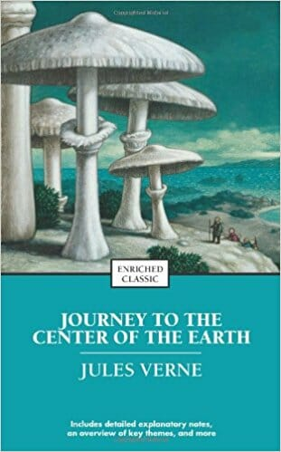 Journey to the Center of the Earth by Jules Verne english easy reader beginners