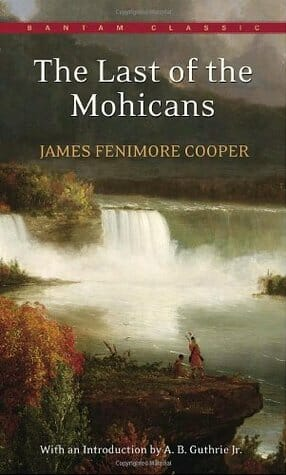 The Last of the Mohicans by James Fenimore Cooper easy reader english beginners