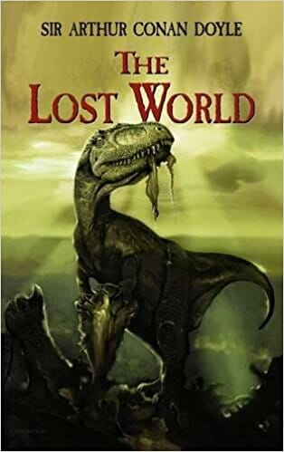 Lost World by Sir Arthur Conan Doyle english easy readers pre-intermediates