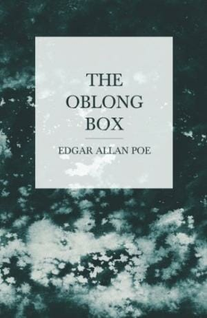 The Oblong Box by Edgar Allan Poe english easy reader beginners