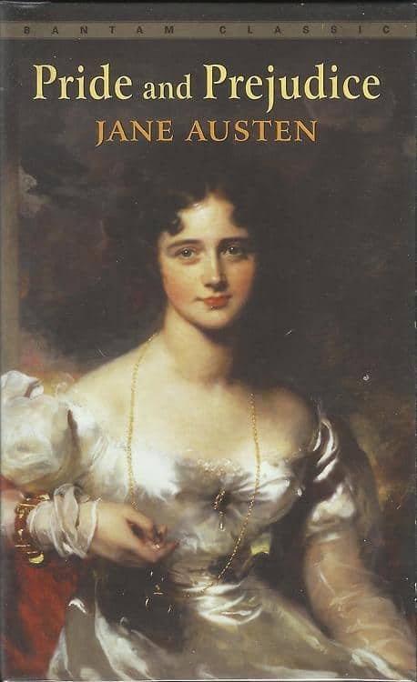 Pride and Prejudice by Jane Austen english easy readers intermediates