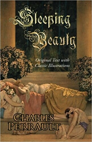 Sleeping Beauty by Charles Perreault  english easy reader beginners