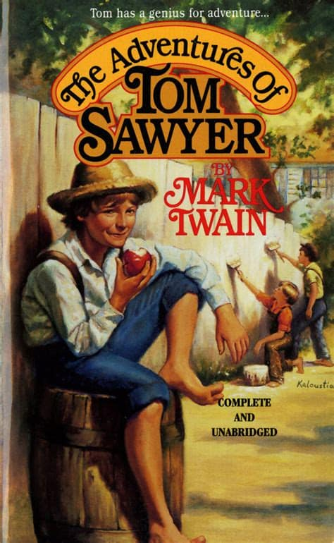 The Adventures of Tom Sawyer by Mark Twain english easy reader beginner