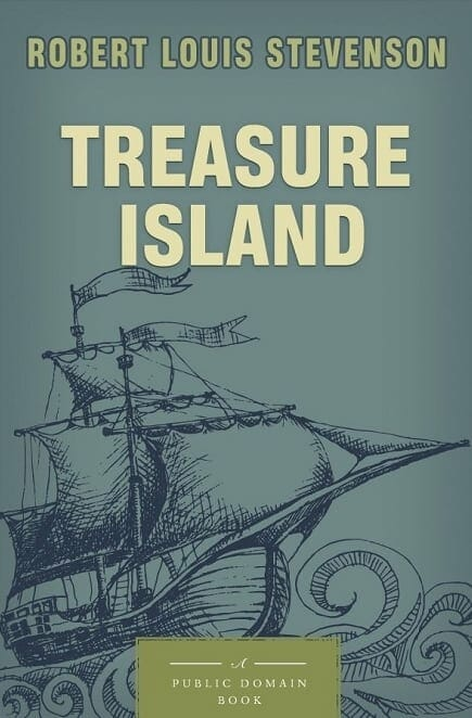 Treasure Island by Robert Louis Stevenson english easy ready beginners