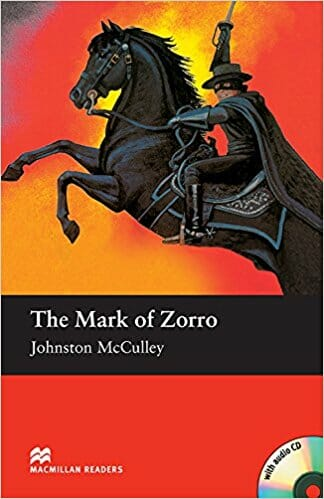 Zorro by Sally M. Stockton english easy reader beginners